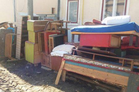 Soma organizează în octombrie o nouă campanie de colectare a deșeurilor voluminoase