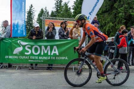 Soma Sibiu susține Turul Ciclist al Sibiului 2021