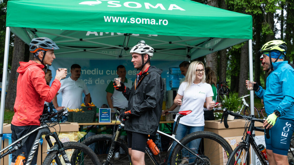 Soma Sibiu sustine Turul Ciclist al Sibiului 2021